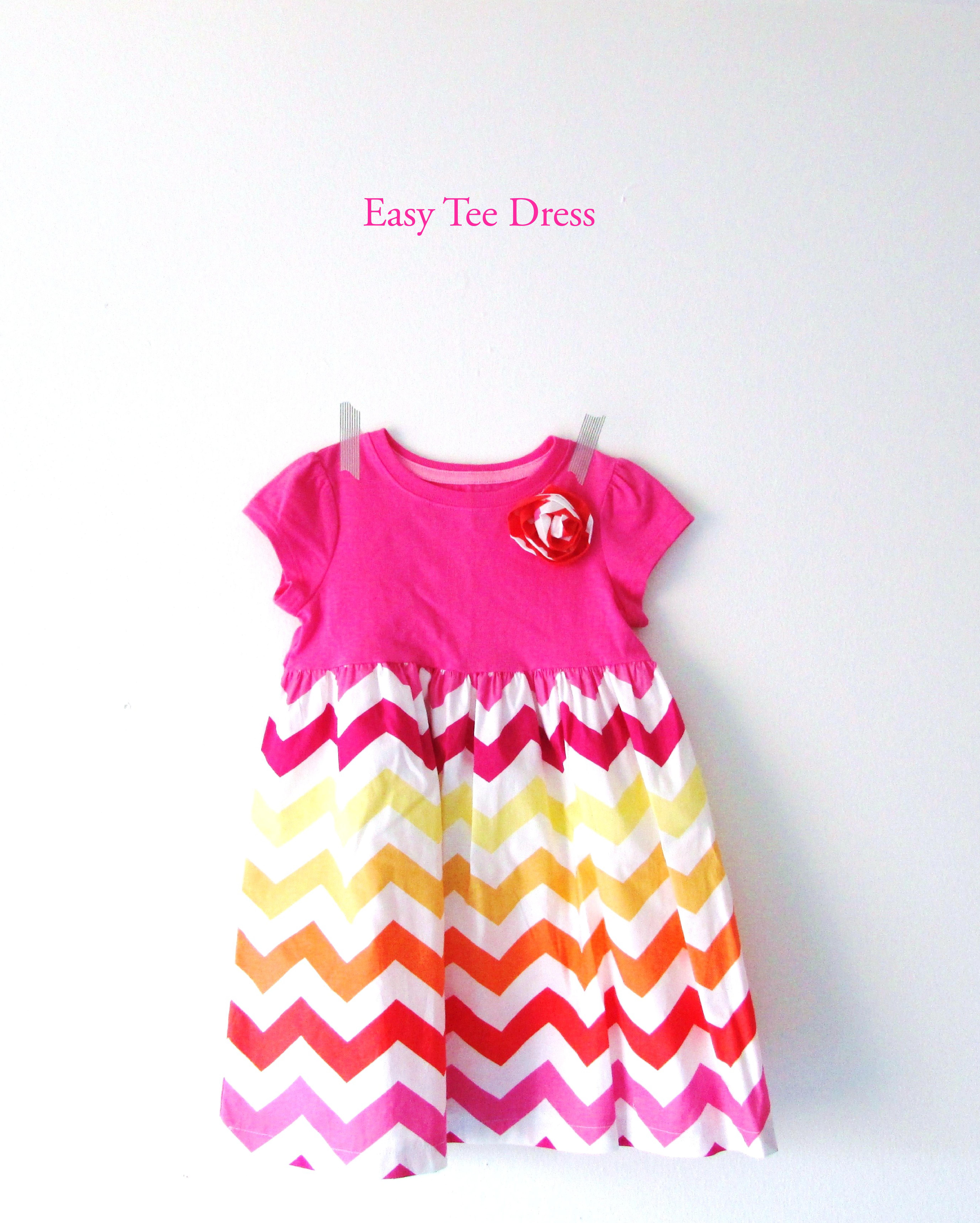 31cd43cf1 The Easy Tee-Shirt Dress - Francois et Moi