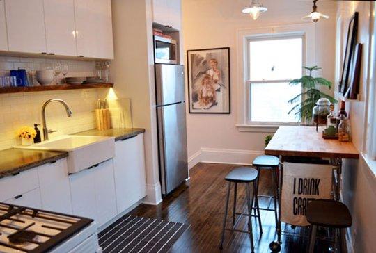 Claire jeffrey 39 s inspiring kitchen reno francois et moi for Element apartments reno