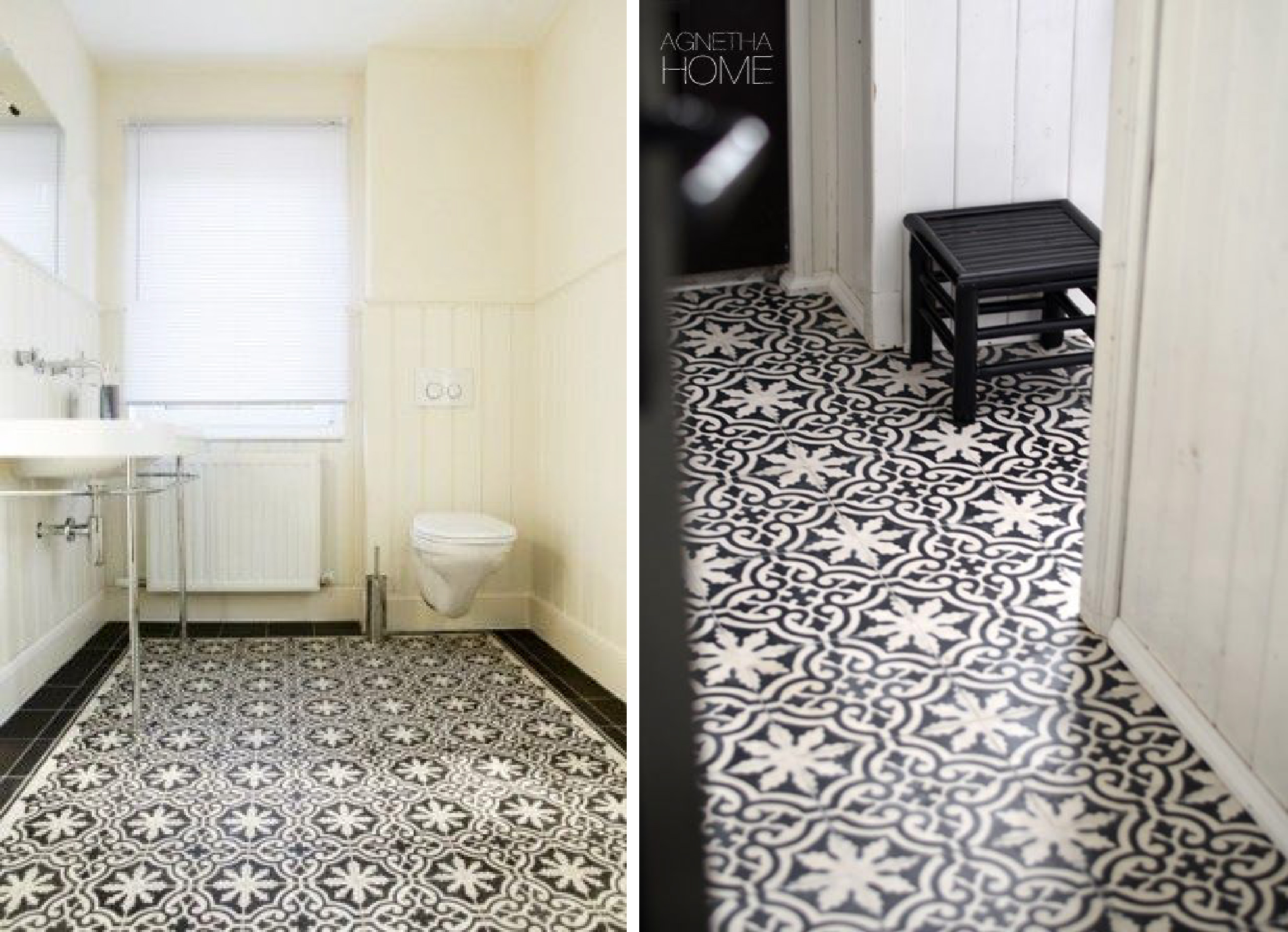 Style focus geometric tile floors francois et moi dailygadgetfo Image collections