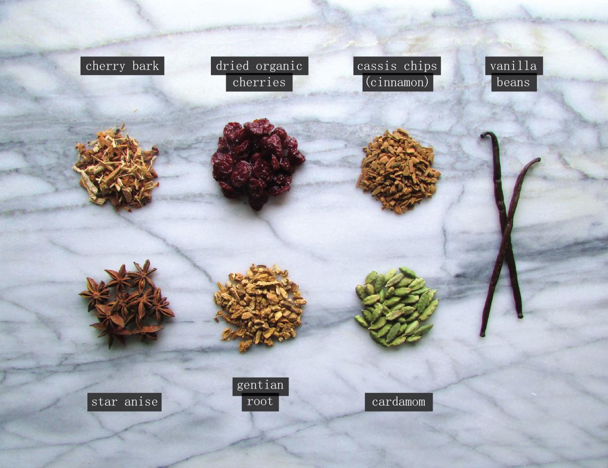 How to Make: Wild Cherry Bark Vanilla Bitters | francois et moi