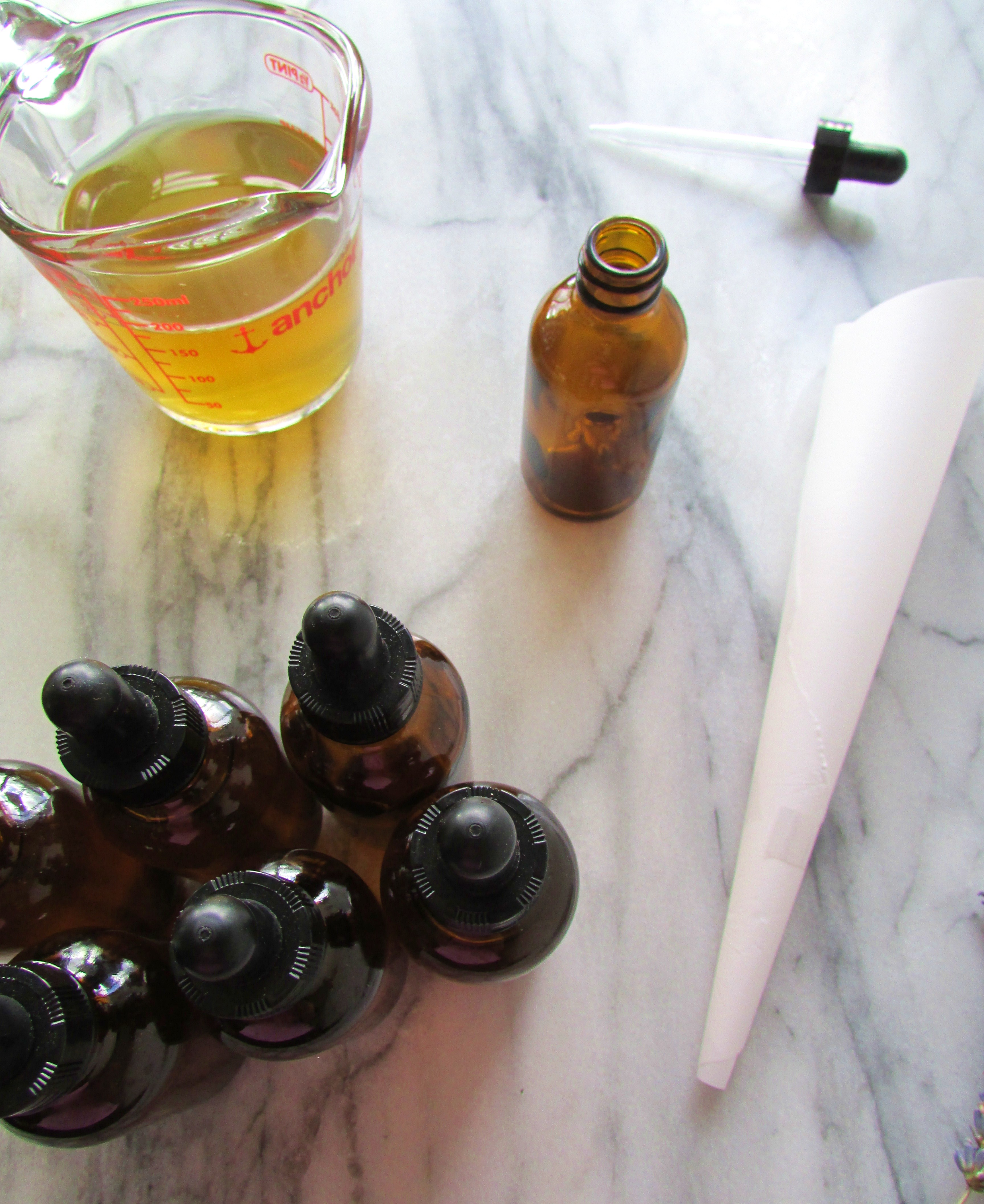how to make homemade lavender bitters